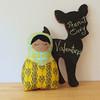 1Valentina (peanutenvy) Tags: russia handmade ooak sewing nursery plushies stuffies decor babushka sewn matryoshka peanutenvy vintagefabrics designerfabrics dussiandoll