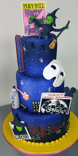 Broadway Cake med