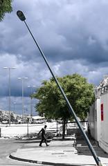 Diagonal (cives-expat) Tags: street españa clouds calle spain nubes andalusia jerezdelafrontera