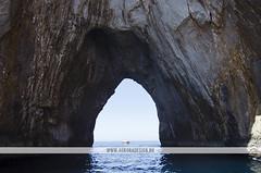 Faraglioni - Capri, Italy (Naomi Rahim (thanks for 5 million visits)) Tags: travel sea summer italy beach water capri boat nikon europe mediterranean italia arch campania grotto cave bayofnaples faraglioni faraglionedimezzo arconaturale gulfofnaples loversarch isledicapri auroradesign nikond7000 naomirahim lpgateway