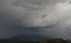 Mt. Doom (ArneKaiser) Tags: arizona autoimport doneypark dookooosd flagstaff monsoon nuvatukyaovi sanfranciscopeaks clouds sky storm weather flickr