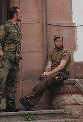 IMG_5160 (sbretzke) Tags: army uniform zb bundeswehr closecombat nahkampf 20140615
