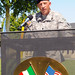 Ceremony marks first change of command for USARAF's HHBn