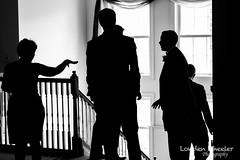 Final Moments (londen.wheeler) Tags: wedding men love blackwhite pa tuxedo director groomsmen mennonite fellas