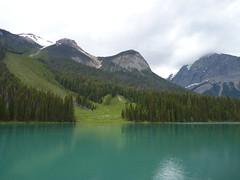 Emerald Lake, Yoho National Park, British Columbia, Canada (Loeffle) Tags: lake canada see nationalpark bc britishcolumbia lac rockymountains kanada emeraldlake canadianrockies yohonationalpark 062014