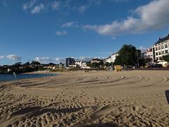 Mera (Rafa Gallegos) Tags: espaa praia beach spain playa oleiros acorua playademera