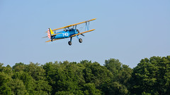 2014 Hagerstown Flying Circus (WayNet.org) Tags: plane airplane airport unitedstates indiana places things flyingcircus hagerstown locations biplane transporation waynecounty grassairstrip waynet hagerstownflyingcircus