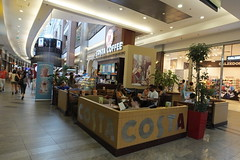 Costa Coffee at Westend City Center (Moldovia) Tags: coffee table europe hungary counter budapest relaxing drinking eu indoor drinks socializing beverages hu europeanunion customers magyarorszg costacoffee westendcitycenter bridgecamera fujifilmfinepixhs50exr