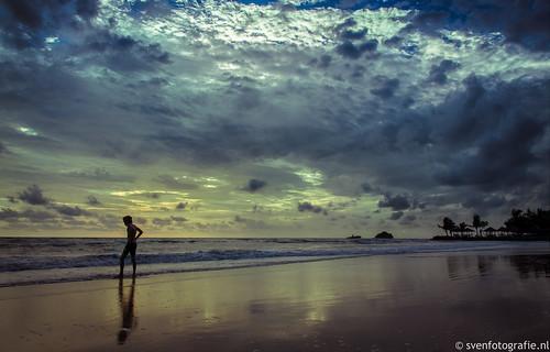 Kai Bae Beach Reflextion