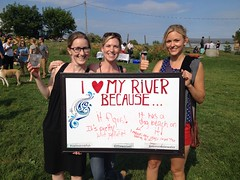 On aime notre rivière des Outaouais