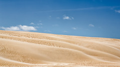 sand and sky (RWYoung Images) Tags: rwyoung canon 5d3 southaustralia sand dune sky cloud