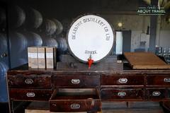 destileria-de-whisky-deanston-04 (Patricia Cuni) Tags: deanston destilería whisky distillery doune castillo castle scotland escocia outlander leoch forastera
