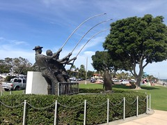 Tunaman's memorial (Greying_Geezer) Tags: 2017 shelterisland sandiego california