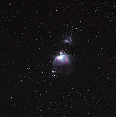 Great Orion Nebula-New SkyTracker_Feb222017 (Explore) (Patrick Dirlam) Tags: moonandsky ourhouse ioptron skytracker great nebula orion astrophotraphy canon 5d mark iv sigma 150mm f28 macro explore explored