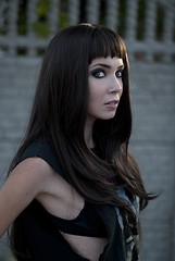 DSC_6968 (inakentiy) Tags: brunet girl phoroset black