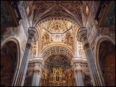 Andalousie - Grenade, Monastère San Jerónimo (sistereden2) Tags: spain 1240mm zuiko markii em5 olympus