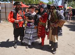 Reni Faire 4-2016 (19) (celestigirl25) Tags: renaissance renaissancepleasurefaire renaissancefaire fairy renifaire pirates irwindale medieval knights costumes cosplay festival santefedam