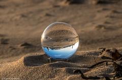Beached (Eiona R.) Tags: swansea wales unitedkingdom gb swanseabay smq crystalball