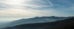 Back to the mountains (Bai R.) Tags: mountains montaña blue azul paz peace turó lhome