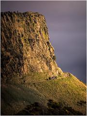 Arthurs Seat, Edinburgh (Pitheadgear) Tags: edinburgh scotland arthursseat volcanic geology mountains rock rocks hills lumixgx8