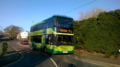 Off Route (reynardbizzar) Tags: southern vectis scania omnicity wootton isle wight route 9 go southcoast