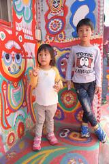 20161231-1025_D810_4835 (3m3m) Tags: 台中 彩虹眷村 壁畫