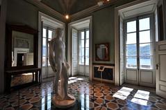 Palamede (Marco Forgione) Tags: como lago scultura canova palamede grecia architettura arte art architecture sculpture grandangolo nikon d90