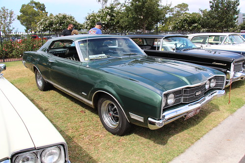 1969 Mercury Comet 2 door Hardtop