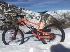 Cotic Rocket (CoticLtd) Tags: bengerrish cotic coticrocket coticbikes mountainbike mountainbikes allmountain snow
