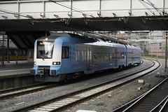 Connexxion Protos 5034 ([Publicer Transport] Ricardo Diepgrond) Tags: connexxion protos trein ede wageningen 5034 valleilijn sprinter amersfoort station