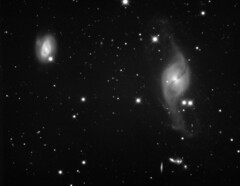 NGC3718, NGC3729 and Hickson 56 (paulwhitmarshastro) Tags: ngc3718 ngc3729 hickson56 starlightxpressh694 starlightxpress astronomy galaxies galaxycluster arp space science astrometrydotnet:id=nova2039997 astrometrydotnet:status=solved