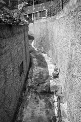 The Winding Way (James*J) Tags: groove path lane street city madeira pathway road monochrome trail black bw passage white dry building baptista hill joão stroll funchal architecture aisle rut way roof island manmade fortress concrete winding são fence fort pico