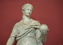 Mathematics (carl marques) Tags: carlosmarques vatican statue godess mathematics geometry