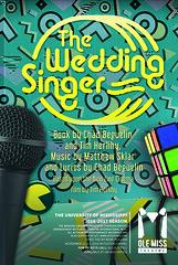 The Wedding Singer 24x36 (olemisstheatre) Tags: poster 24x36 theweddingsinger