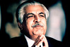 Caretaker Prime Minister Ghulam Mustafa Jatoi soon after taking over in 1990 (Doc Kazi) Tags: mustafa caretaker heading interim jatoi ghulam government islamabad pakistan