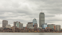 Boston Skyline from Cambridge Side_1 (Alienation_Station) Tags: cambridge massachusetts unitedstates us boston skyline clouds river charles cambridgeview tallbuildings view city cityscape