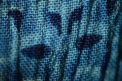 Macro Monday-Cloth/Textile (mtj48) Tags: macromonday clothtextile fabric skirt