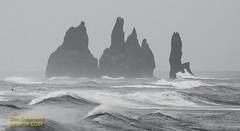 reynisdrangar (raudkollur) Tags: ísland iceland reynisdrangar vík nikond7200 nikkor200500mm