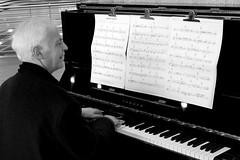 Piano Man (AlessandroDM) Tags: roma piano billyjoel pianoman stazionetiburtina