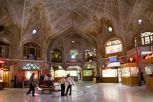 Bazaar, Tabriz