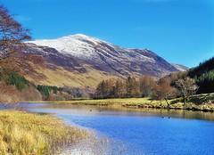 Glen Lyon and the river Lyon (eric robb niven) Tags: ericrobbniven scotland glenlyon landscape perthshire