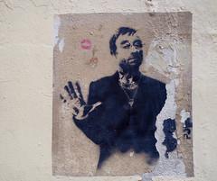 Bologna (Michele Ginolfi) Tags: graffiti lucio muro message art colours