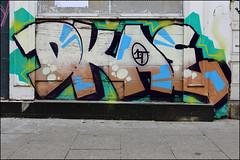 Dkae (Alex Ellison) Tags: dkae 1t cbm eastlondon urban graffiti graff boobs