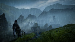 Middle Earth: Shadow of Mordor / Looking Over (Stefans02) Tags: middle earth shadow of mordor lord the rings brothers monolith screenshotart mountains beauty digital game landscape nature outdoor fighting screenshot art warner games screenshots hotsampled hotsampling image beautiful 4k atmosphere enveironment character 3 musketeers downsampling downsampled enveironments air clouds uruk mist