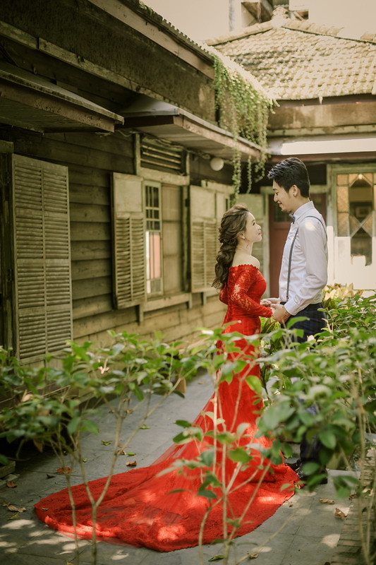 青田七六,陽明山,冷水坑,硫磺谷,婚紗攝影