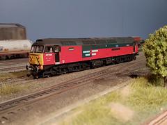 47749 (Trev 'Big T' Hurley) Tags: 47749 00 00gauge bachmann loco res longlanewrd dcc atlanticcollege weathering detailing railexpresssystems brush sulzer