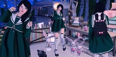 ♡ LOTD 420 ♡ (♔ Arωєท Dυτrα) Tags: maitreya tréschic {yourdreams} kirinposes pc supernatural formanails {aii} luvya truthhair catwa hazy