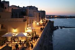 Otranto (carlopellicano) Tags: italy puglia salento otranto sunset amazing canon eos last light