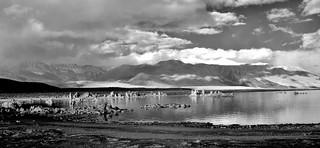 Mono Lake IR Panorama