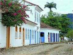 Centro Histórico de Paraty (o.dirce) Tags: arquitetura prédios paraty rua casario riodejaneiro centrohistóricodeparaty odirce